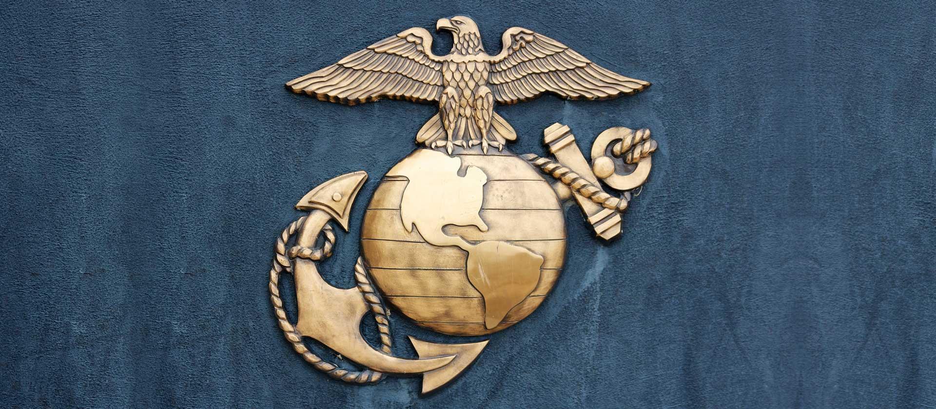 United States Marine Corps ensignia